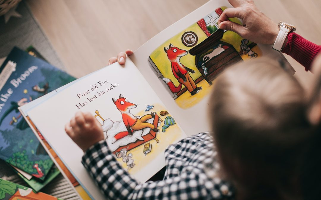 The Power of Books and the Bedtime Routine